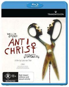 Anti Christ / Antichrist - Blu Ray - Brand New/Sealed - Lars von Trier