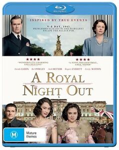 A Royal Night Out : NEW Blu-Ray