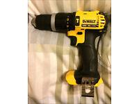 Brand new dewalt drill dcd785 + ds box foam insert