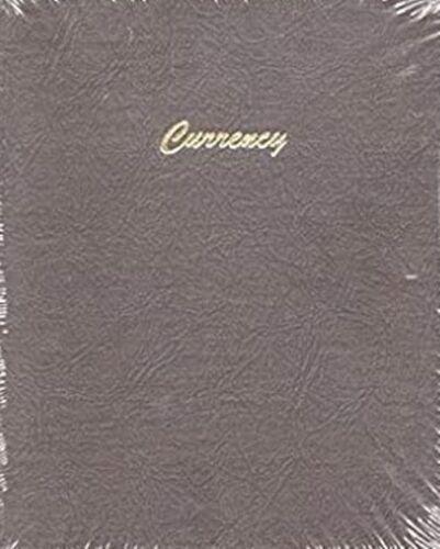 Dansco 7001 Currency Stock Book