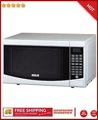 Microwave Oven Low Profile RV Mini Small Best Compact Dorm Kitchen