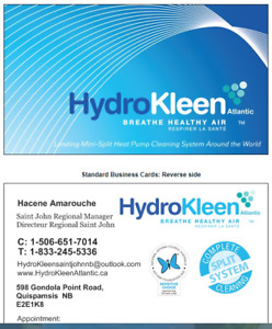HydroKleen  - World Leader for Heat Pumps Deep Cleaning