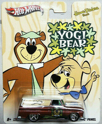 Hot Wheels '64 GMC PANEL Pop Culture YOGI BEAR