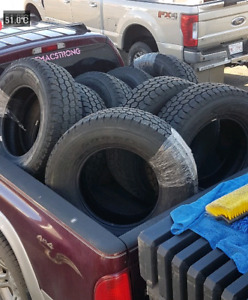 TIRES (NEW)