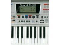 Roland EM-25 keyboard