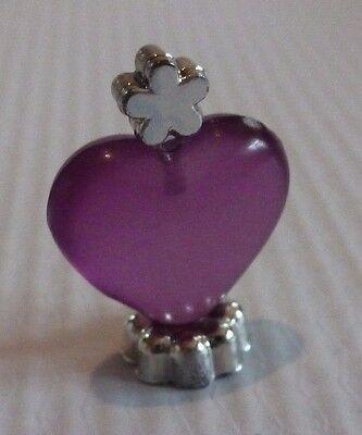 American Girl AG Mini's Illuma Room Petite Boutique Purple Heart Purfume Bottle (Girls Purfume)