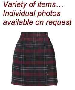 St. Peter Secondary School - Kilt & Other Girls Uniform