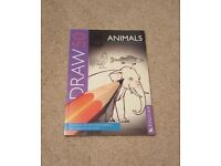 DRAW 50 ANIMALS- NEW - KINGSFISHER/LEE J AMES paperback