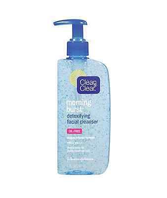 CLEAN - CLEAR Morning Burst Detoxifying Facial Cleanser Oil-