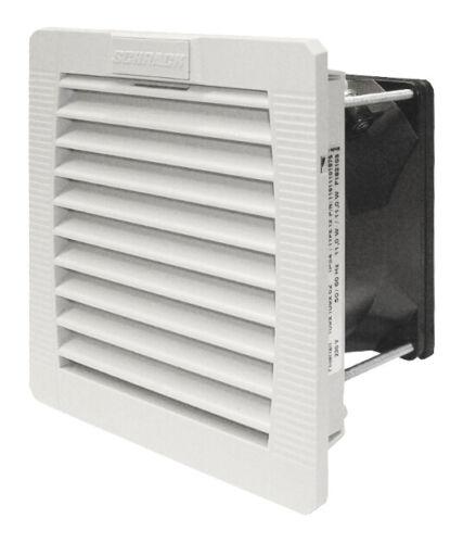 Insudtrial enclosure Filter Fan 29 m3/h 230V AC - PF 11.000 / IUKNF1523A