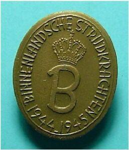 Nederland-1944-1945-BINNENLANDSE-STRIJDKRACHTEN-Knoopmodel-ORIG-Prins-Bernhard