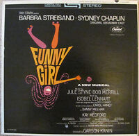 Funny Girl Original Broadway Cast (vinyl LP) PRICE REDUCED!!