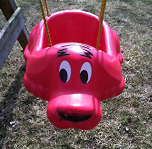 Clifford toddler swing