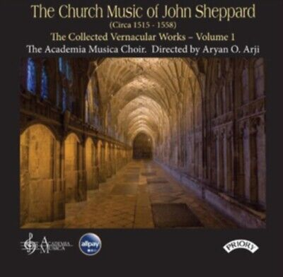 CHURCH MUSIC OF JOHN SHEPPARD C 1515 155