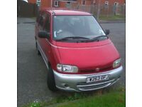Nissan serena sell or swap