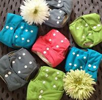 Cheeky Diaper Co. Cloth Diapers -high quality and natural fibers