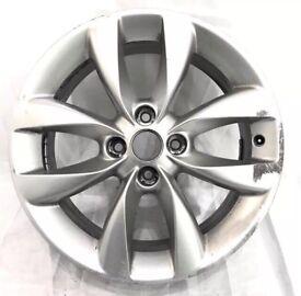Vauxhall Adam 16 inch alloy wheel