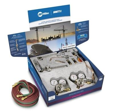 Miller Smith Heavy-duty Series 30 Oxy-acetylene Outfit Hba-30510