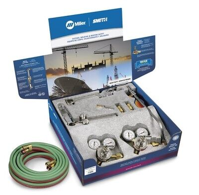 Miller Smith Heavy-duty Series 30 Propane Outfit Hba-30510lp