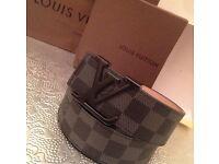 Louis Vuitton Belt(damier)