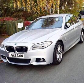 BMW MSPORT 520d EXCELLENT MINT CONDITION