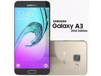 Samsung galaxy A3 Gold (2016) unlocked