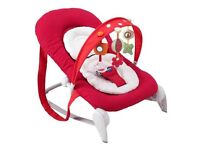 Red Chicco Hoopla Bouncer