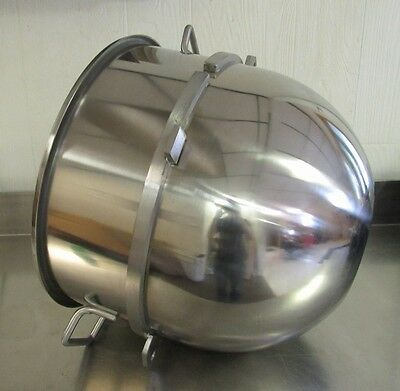 New Stainless Steel 60qt Bowl For Hobart H600 Mixers