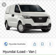 Wanted Hyundai Van ILoad Petrol Ashcroft Liverpool Area Preview