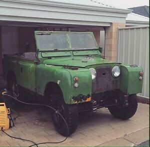 Land Rover Series 2 SWB Two Rocks Wanneroo Area Preview