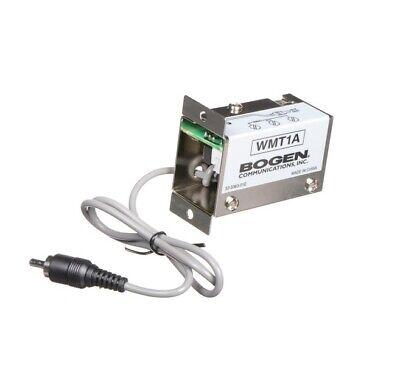 Bogen WMT1A Impedance Matching Input/Line Transformer Input Impedance Transformer