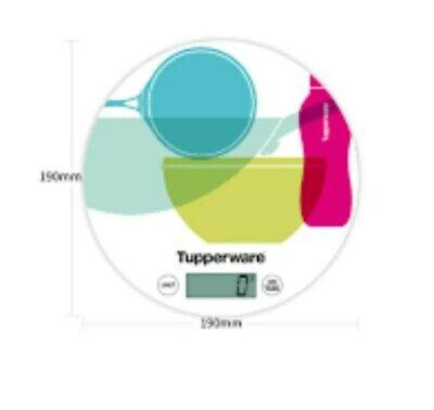 Bascula, peso, balanza de cocina digital Tupperware