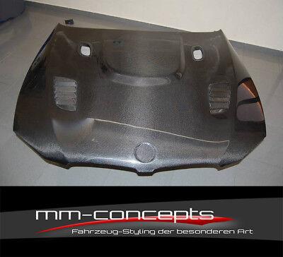 Carbon Motorhaube für 3er BMW E92 Coupe Look M3 GTR CSL GTS Hood Bonnet