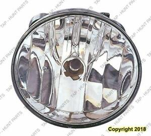 Fog Light Driver Side/Passenger Side High Quality GMC Envoy 2002-2009