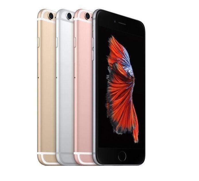 """סמארטפון מוחדש !Apple iPhone 6s+ PLUS 16GB 64GB 128GB GSM """"Factory Unlocked"""" Phone"""