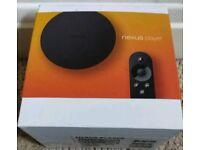 Google Nexus Player Android TV Box