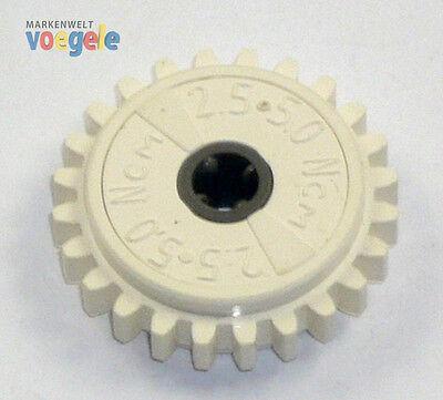 LEGO Tecnica Ruota dentata con Frizione di slittamento 24 Denti bianco TOP