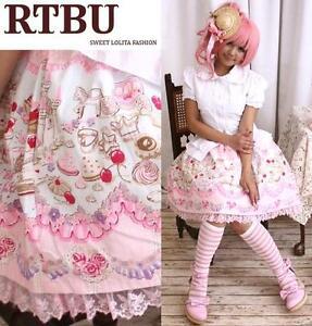 Lolita-My-Little-Sweet-Bakery-Shop-Desert-Cupcake-Skirt