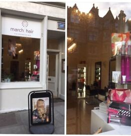 Are You Interested In Working A Busy Hairdressing Salon