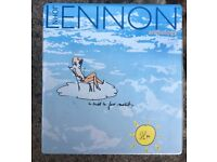 The Beatles John Lennon anthology cd boxed set mint