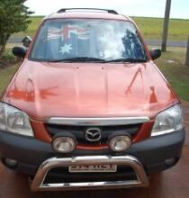 2004 Mazda Tribute Innes Park Bundaberg City Preview
