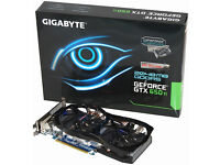 GIGABYTE NVIDIA GTX 650 TI 2GB GRAPHICS CARD