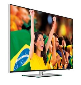4K Ultra HD Hisense LTDN 42K680XW 106cm 3D LED-TV, EEK: A, 400 Hz WLAN Smart TV
