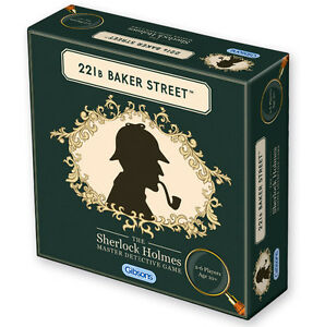 sherlock holmes 221b baker street game