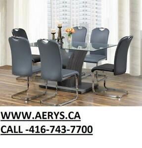WHOLESALE FURNITURE WAREHOUSE WWW.AERYS.CA DINETTE SET STARTS FROM $199!! GRAND OPENING SALE !! SCARBOROUGH!!