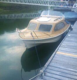 For sale Shetland 535 package