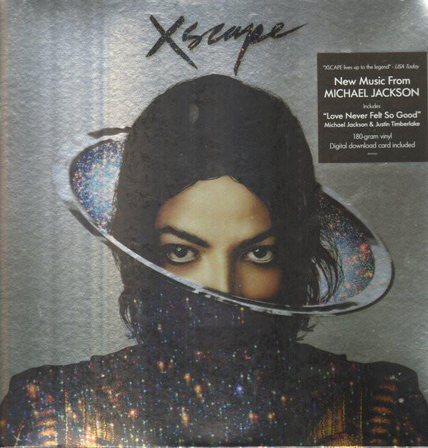 LP nieuw - Michael Jackson - Xscape