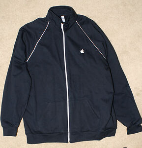 Women's Apple zipup track jacket