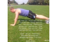 £1.00 C ommunity Fit Clubs to help tone up, lose body fat and gain muscle