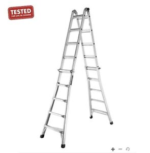 20 Foot Articulating Ladder for Rent